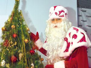 Дед Мороз Боян: «Люблю дарить праздник»!