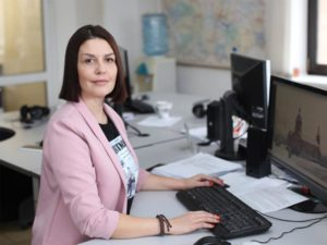 Марина Стульникова: «Бог посылает мне хороших людей»