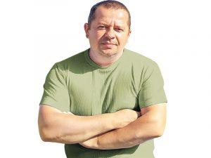 Дмитрий Трошин: «С семьей я отдыхаю душой!»