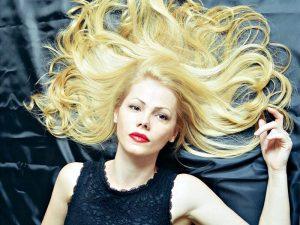 Красивые волосы - признак здоровья