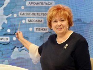 Валентина Неворотова: «Снег ляжет в первой декаде декабря»