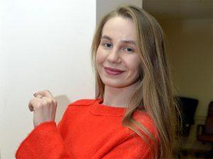 Анна Демчук: «Я верю в судьбу»